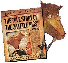 Summer Fun story three little pigs