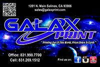 Galax Print
