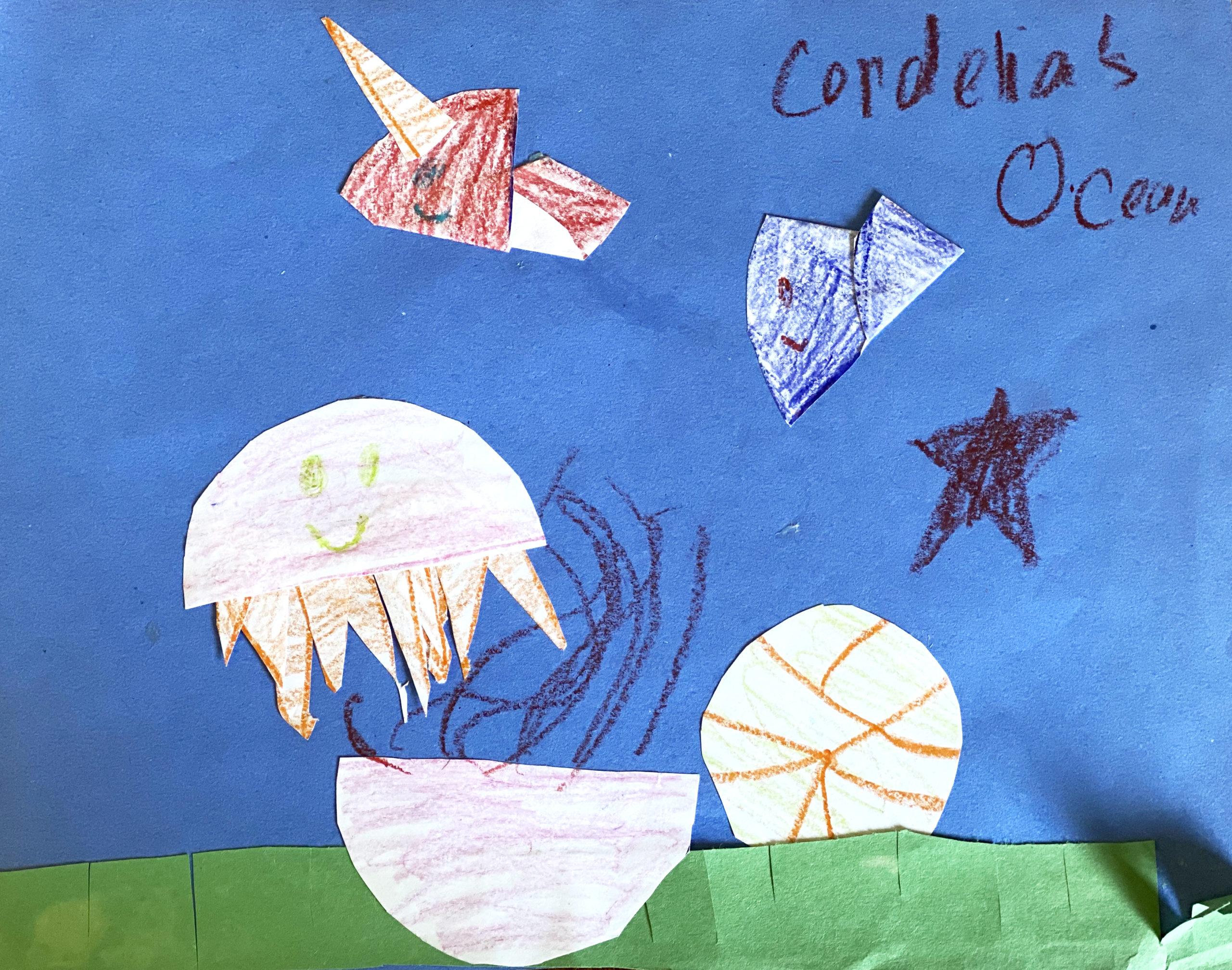 VIR Cordelia D 10 Cordelias Ocean collage